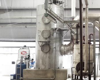 Thiết kế hệ thống xử lý khí thải lò hơi cho nhà máy Concord Viet Nam