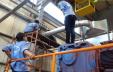 Xử lý bụi Oxit sắt cho nhà máy Ewic Việt Nam