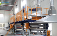 Thiết kế tháp xử lý mùi tại nhà máy Dược Phẩm Medisun Việt Nam