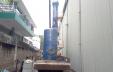 Thiết kế xây dựng hệ thống xử lý mùi và bụi thuốc trừ sâu cho nhà mày Hóa Nông