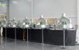 Sản xuất và thi công hệ đường ống xử lý mùi cho công ty Joli