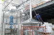 Thi công hệ thống bụi sơn cho nhà máy Nanpao Resins Việt Nam