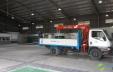 Thi công hệ thống buồng phu sơn cho nhà máy Dae Young Tech Vina - Giai đoạn 1