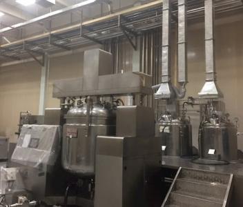 Xử lý bụi khói mùi công nghiệp theo tiêu chuẩn mới nhất