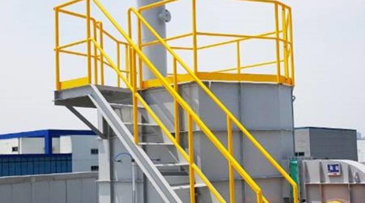 Quy trình xử lý khí thải xi mạ chuẩn nhất